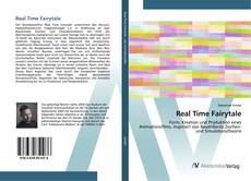Capa do livro de Real Time Fairytale
