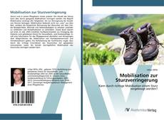 Buchcover von Mobilisation zur Sturzverringerung