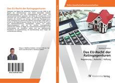 Bookcover of Das EU-Recht der Ratingagenturen