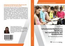Portada del libro de Schulsozialarbeiterische Beratung bei Gefährdung des Kindeswohls