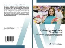 Capa do livro de Verbrauchertrends beim Fleischkonsum