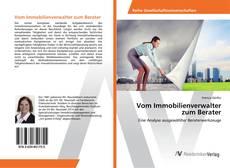 Bookcover of Vom Immobilienverwalter zum Berater