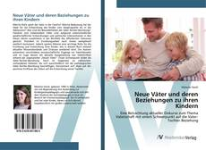 Buchcover von Neue Väter und deren Beziehungen zu ihren Kindern