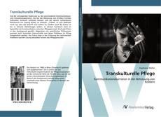 Bookcover of Transkulturelle Pflege