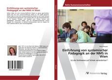 Portada del libro de Einführung von systemischer Pädagogik an der NMS in Wien