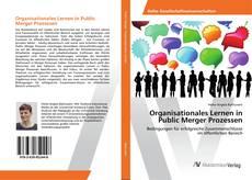 Buchcover von Organisationales Lernen in Public Merger Prozessen