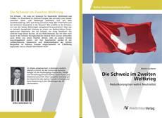 Die Schweiz im Zweiten Weltkrieg的封面