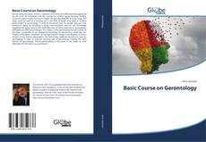 Bookcover of Basic Course on Gerontology