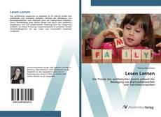 Capa do livro de Lesen Lernen