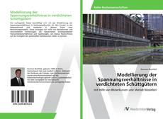 Buchcover von Modellierung der Spannungsverhältnisse in verdichteten Schüttgütern