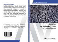 Capa do livro de Digitale Holografie
