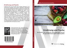 Capa do livro de Ernährung und Psyche