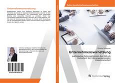Portada del libro de Unternehmensvernetzung
