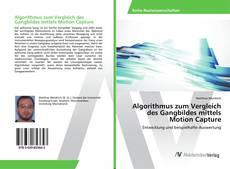 Portada del libro de Algorithmus zum Vergleich des Gangbildes mittels Motion Capture