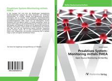 Proaktives System-Monitoring mittels FMEA kitap kapağı