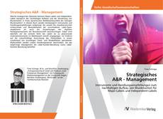 Обложка Strategisches A&R - Management