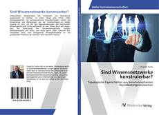 Обложка Sind Wissensnetzwerke konstruierbar?