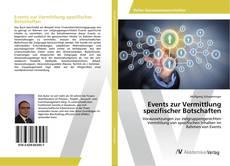 Copertina di Events zur Vermittlung spezifischer Botschaften