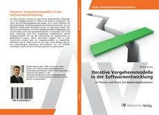 Обложка Iterative Vorgehensmodelle in der Softwareentwicklung