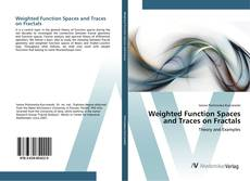 Buchcover von Weighted Function Spaces and Traces on Fractals