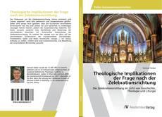 Buchcover von Theologische Implikationen der Frage nach der Zelebrationsrichtung