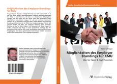 Bookcover of Möglichkeiten des Employer Brandings für KMU