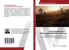 Buchcover von Trainingskonzept - Führungskräfteentwicklung