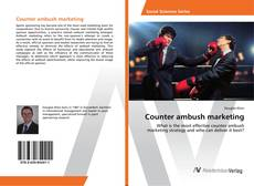 Bookcover of Counter ambush marketing
