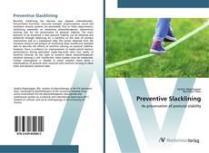 Bookcover of Preventive Slacklining