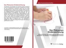 Buchcover von Das Phänomen Kinderzeichnung