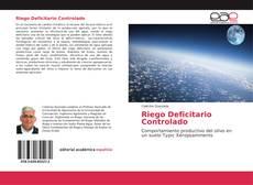 Bookcover of Riego Deficitario Controlado
