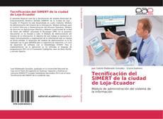 Portada del libro de Tecnificación del SIMERT de la ciudad de Loja-Ecuador