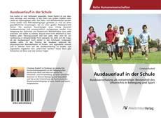 Buchcover von Ausdauerlauf in der Schule