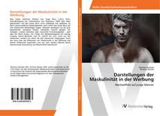 Обложка Darstellungen der Maskulinität in der Werbung