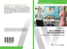 Borítókép a  Neue Medien im Biologieunterricht - hoz
