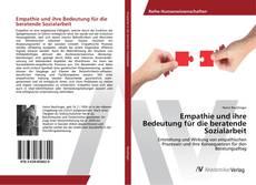 Couverture de Empathie und ihre Bedeutung für die beratende Sozialarbeit