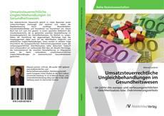 Buchcover von Umsatzsteuerrechtliche Ungleichbehandlungen im Gesundheitswesen