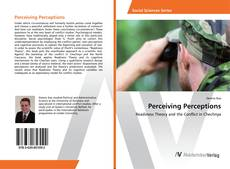 Capa do livro de Perceiving Perceptions