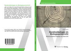 Copertina di Dendroökologie im Biologieunterricht