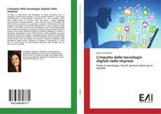 Copertina di L'impatto delle tecnologie digitali nelle imprese