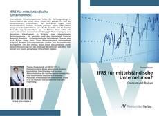 Couverture de IFRS für mittelständische Unternehmen?