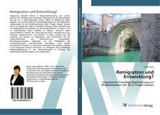 Bookcover of Remigration und Entwicklung?