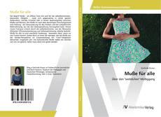 Bookcover of Muße für alle