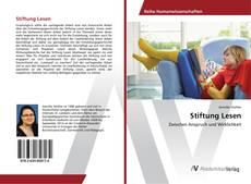 Обложка Stiftung Lesen