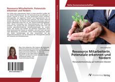 Borítókép a  Ressource MitarbeiterIn. Potenziale erkennen und fördern - hoz