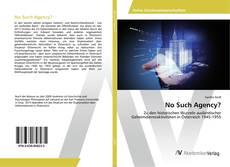 Buchcover von No Such Agency?