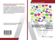 Buchcover von Sprachsensibler Unterricht: Darstellung und praktische Beispiele