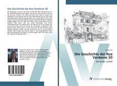 Buchcover von Die Geschichte der Rue Verdaine 20