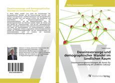 Buchcover von Daseinsvorsorge und demographischer Wandel im ländlichen Raum