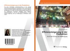 Bookcover of Effizienzsteigerung in der Produktion